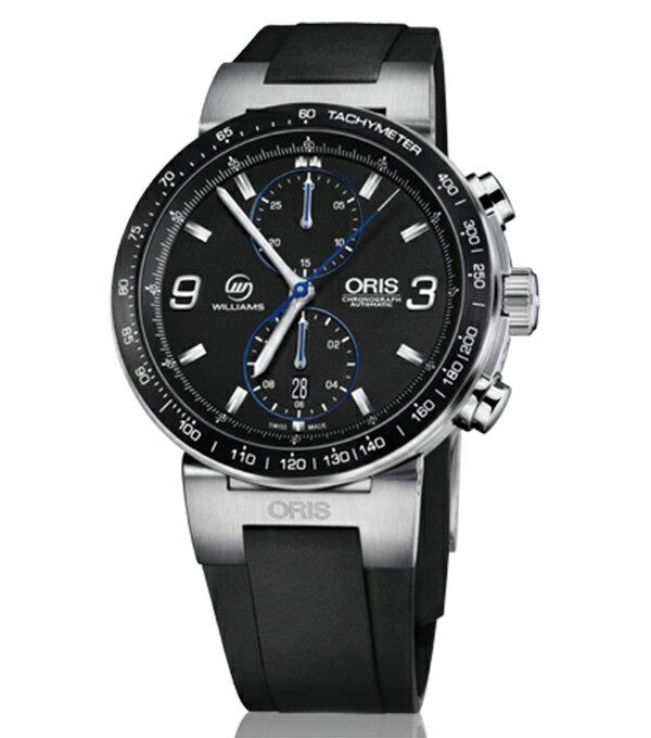 腕時計 ORIS オリス ウィリアムズ F1チーム リミテッドエディション 773.7685.4184R メンズ【送料無料、ギフトラッピング無料】 メンズ時計【コンビニ受取対応商品】