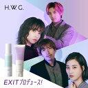 \\EXIT プロデュース!//【H.W.G. ハウジー デザイニングヘアオイル・バームワックスセット】購入特典付き! 送料…
