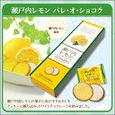 サマー スイーツ瀬戸内レモンパレ・オ・ショコラ6B