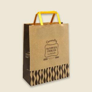 キャラメルティサンドウィッチクッキー専用紙袋