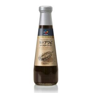 贅沢アワビ オイスターソース 350g CJジャパン コストコ アワビ 海鮮風味