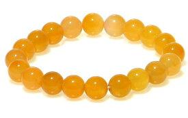 透明感の高い オレンジ カーネリアン 10mm ブレスレット kobe hokodo 【15cm 16.5cm 18cm 20cm】【7月 誕生石】