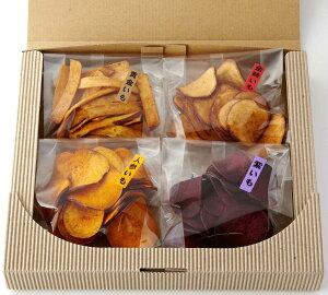 ギフト用芋かりんとう「神戸芋かりんとう詰合せ・箱入り」【ヨコノ食品】