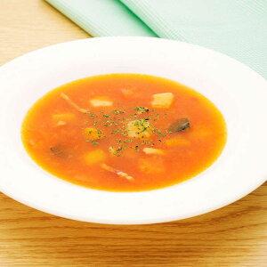 【送料別】ミネストローネ 1人前180g《のし掛け・ギフト包装不可》レトルト 食品 常温保存 おかず スープ 開花亭