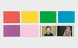 在庫限りカラーフォトファイルS人気のシンプルな紙製ミニアルバムDELFONICS デルフォニックスアルバム・写真の整理に・写真プレゼント用500199-FF25【追跡可能メール便可】