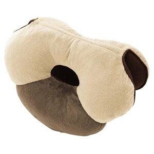 送料無料・株式会社コジット メイクヒップス ベーグルクッション ヒップアッププラス ビターチョコ色 3個セット<美尻作り座布団。枕にも>(この商品は注文後のキャンセルができませ