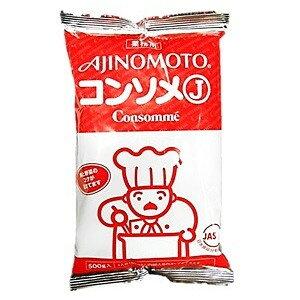 【本日楽天ポイント5倍相当】味の素株式会社味の素 業務用 KKコンソメJ 500g袋×20個セット