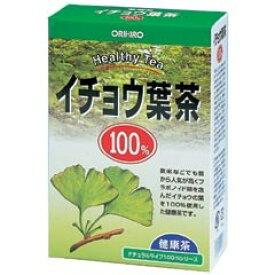 【ポイント13倍相当】オリヒロ株式会社NLティー100%イチョウ葉茶 2g×25包×40箱セット【RCP】