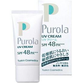 【☆】ユースキン コスメディックス株式会社プローラUVクリーム 30g×3個セット(SPF48・PA+++)