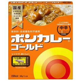 【本日楽天ポイント5倍相当】大塚食品株式会社ボンカレーゴールド 中辛 180g