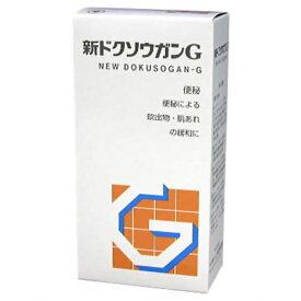 【第2類医薬品】株式会社山崎帝國堂新ドクソウガンG(360錠)<生薬の穏やかな効き目を錠剤で服用して頂けます>