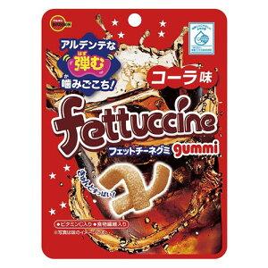 【本日楽天ポイント5倍相当】株式会社ブルボンフェットチーネグミ コーラ味(50g)×10個セット