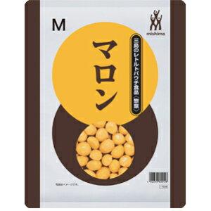 三島食品株式会社 三島のレトルトパウチ食品(惣菜) マロン(Mサイズ) 1kg入<惣菜/トッピング><栗>