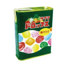 佐久間製菓株式会社S20缶 ドロップス(120g)×10個セット【北海道・沖縄は別途送料必要】