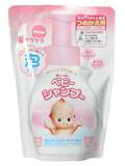 牛奶香皂 Co 公司 kewpee 婴儿洗发水泡沫填充 300 毫升