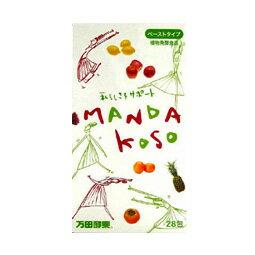 【ポイント13倍相当】植物発酵食品万田発酵 MANDA KOSO ペースト 分包タイプ (28包)70g【RCP】