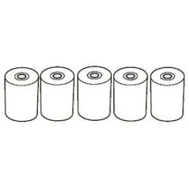 【ポイント13倍相当】オムロン血圧計ロール紙25mx5巻(商品発送まで7-14日間程度かかります)