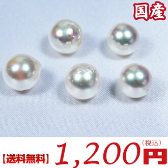 Pearl sale by measure! Ako and pearl Ruth (both holes ball) from Japan: 8 millimeters of balls (Ako and pearl Ruth, pearl oyster pearl Ruth, Ruth for handicrafts, pearl Ruth, Ruth, pearl, pearl Ruth)