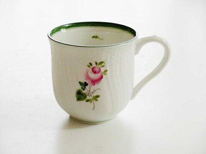 ヘレンド ウィーンのバラ マグカップ(S) 01739