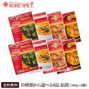 送料無料 MTR レトルトインドカレー 10種類から選べる8品 福袋 (300g×8個),常温便送料無料,ベジタリアン,野菜,ヘルシ…