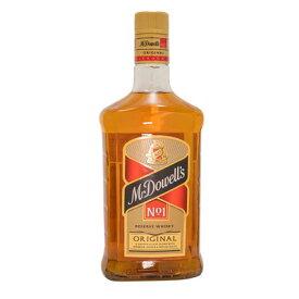 マクダウェルズNo.1 ウイスキー 750ml 1本 インドウイスキー,酒,お酒は20歳になってからマクダウェルズNo.1