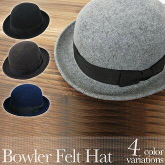 这个买入!Felt Color保龄球选手帽子♪☆