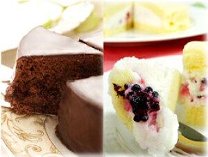 送料無料 チョコレートケーキ ザッハトルテ&フロマージュ・ブラン バースデーケーキ 誕生日ケーキ神戸スイーツ 2020 ギフト 春スイーツ おしゃれ プチギフト 洋菓子 お菓子 早割 母の日 お