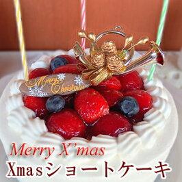 【クリスマスケーキ】いちごショートケーキ^k神戸スイーツお歳暮2018送料無料子供キッズ女の子男の子苺イチゴデコレーションケーキギフトird-xmas早期予約おしゃれお菓子洋菓子早割
