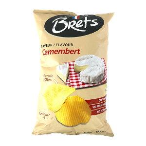 ブレッツ ポテトチップス カマンベールチーズ味