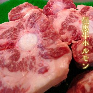 但馬牛 焼肉ホルモン テール1本 【兵庫県産但馬牛 冷凍】