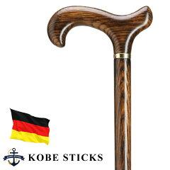 杖つえステッキおしゃれ高級木製男性かっこいいお洒落金ゴールド送料無料返品可能ドイツ製一本杖専門店素敵スマートスタイリッシュtueTUEsutekki/ドイツ製オーク材本来の美しい木目を楽しむ紳士なステッキ