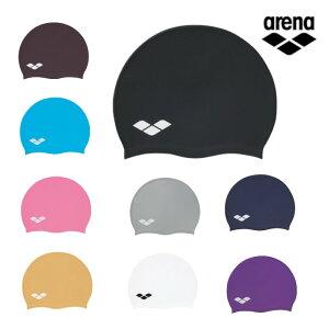 アリーナ arena シリコンキャップ FAR-2901 水泳 競泳 帽子 キャップ シリコン スイミング