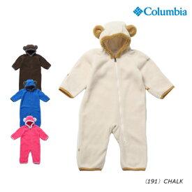 コロンビア タイニーベアIIバンティング SN0214 ベビー服 ウエア 子供服 赤ちゃん プレゼント ギフト 出産祝い
