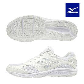 ミズノ(mizuno) マキシマイザー 21 MAXIMIZER 21 K1GA190201 通学シューズ ランニング 白靴