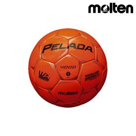 モルテン(molten) サッカーボール ペレーダ4000 F5P4000-O 蛍光オレンジ