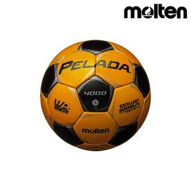 モルテン(molten) サッカーボール ペレーダ4000 F5P4000-YK メタリックイエロー×メタリックブラック