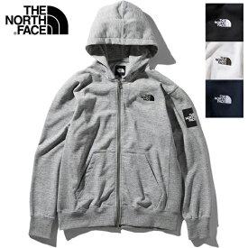 ノースフェイス THE NORTH FACE NT11952 スクエアロゴフルジップ SQUARE LG FULLZIP パーカー
