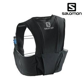 サロモン S-LAB SENSE ULTRA 8 SETBLACK/R バックパック リュック トレイルラン トレイルランニング L39381200