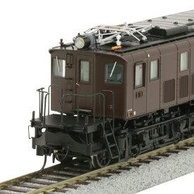 鉄道模型 天賞堂 EF10形 1次型 ぶどう色2号 晩年タイプ 避雷器前照灯後方 52041 1/80 16.5mmゲージ 動力車