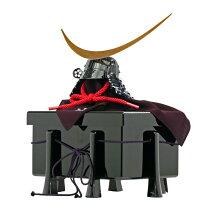 加藤鞆美作-伊達政宗公之兜1/3