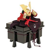 五月人形吉徳兜兜飾り子供の日端午の節句5月人形送料無料名匠和紙小札シリーズ有名甲冑師加藤鞆美作吉徳大光監製「和紙小札1/3床飾り」【楽ギフ_のし】【兜SET割対象】last1p20g