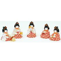 雛人形ひな人形【2018年新作】雛人形木目込み人形飾りこひなマリ桜十人飾り人形工房天祥オリジナル人形広場P08Apr16