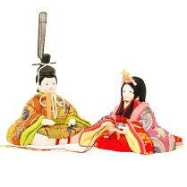 こひな-梓弓-(人形工房天祥オリジナル龍村美術織物)