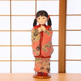 稲邊智津子 ドール 人形 洋 早春賦
