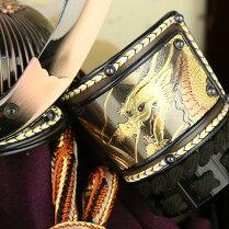 五月人形兜飾りコンパクト10号アンチモニーブロンズ北斗大鍬兜吉祥台屏風セット
