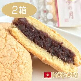 【敦賀銘菓】夢の月(2箱)和菓子 生菓子 米粉 コシヒカリ 贈答品 ギフト