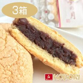 【敦賀銘菓】夢の月(3箱)和菓子 生菓子 米粉 コシヒカリ 贈答品 ギフト