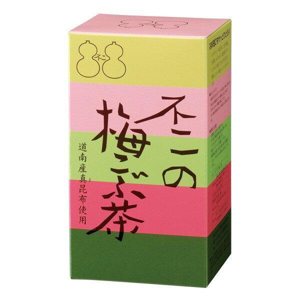 不二の梅こぶ茶1kg箱入り