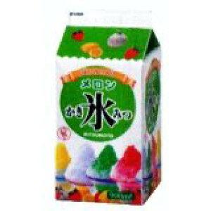 かき氷シロップ【蜜元氷みつ メロン】900ミリリットル