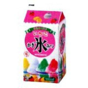かき氷シロップ【蜜元氷みつ いちご イチゴ】900ミリリットル